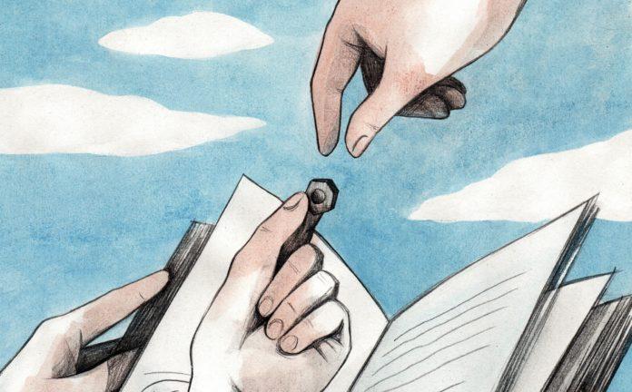 Illustrazione di Giulia Pez